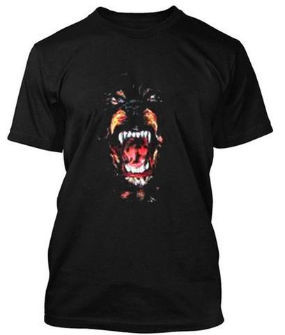Givenchy RottWeiler Dog T Shirt