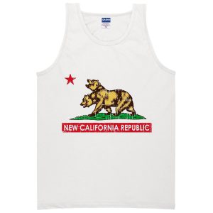 New California Republik tanktop