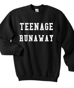 Teenage Runaway - One Direction Sweatshirt
