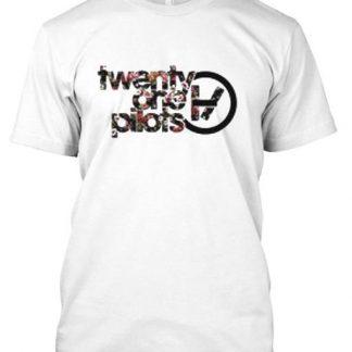 Twenty One Pilots Floral T Shirt