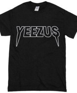 Yeezus Merch Kanye West T-shirt