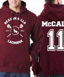 beacon hills mccall hoodie