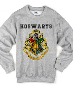 hogwarts logo harry potter Unisex Sweatshirts