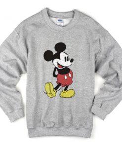 mickey mouse vintage Unisex Sweatshirts