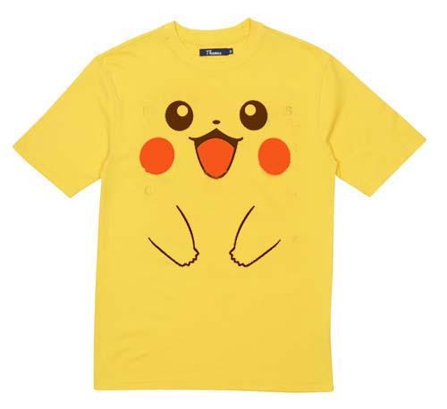 pikachu pika pokemon t shirt basic tees shop