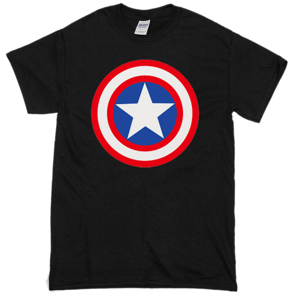 Capt. America Shield T-shirt