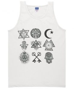 Ancient Sign Tanktop
