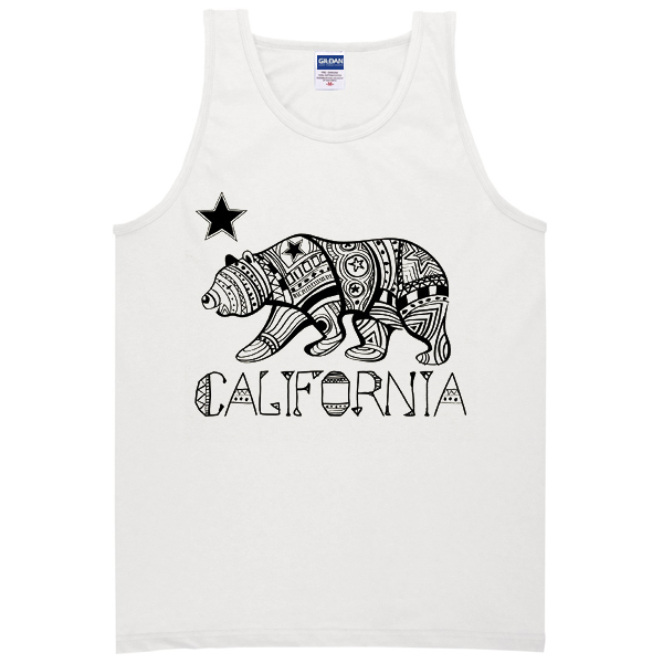 California Bear Tanktop