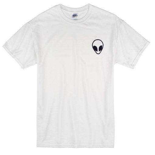 UFO pocket T-shirt