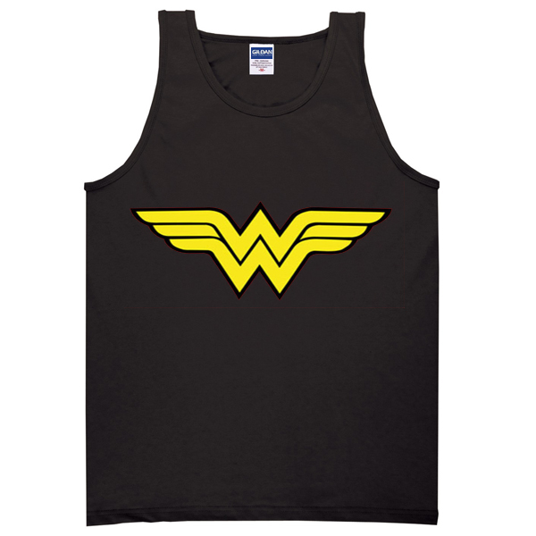 Wonder woman Logo Tanktop