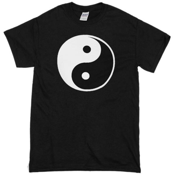 Yin Yang fine T-shirt