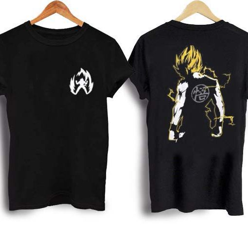 train super saiyan goku T-Shirt - Basic tees