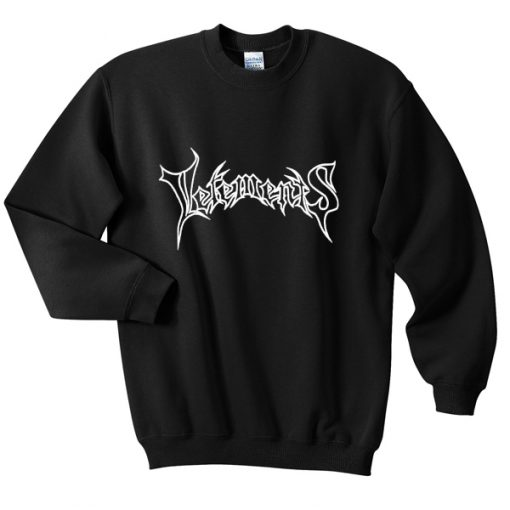 vetements Unisex Sweatshirts