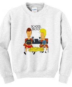 beavis-and-butt-head-school-sucks-unisex-sweatshirtsbeavis-and-butt-head-school-sucks-unisex-sweatshirts
