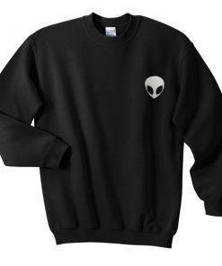 casual-skull-print-black-hoodie-for-women
