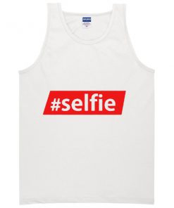 #Selfie Tanktop