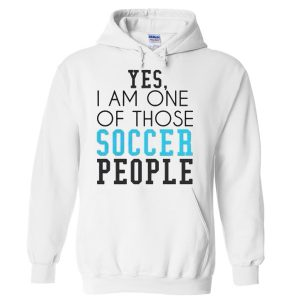 Soccer People Hoodie