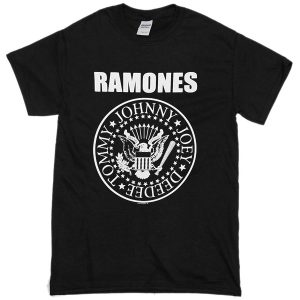 the ramones presidential t-shirt