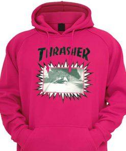 Thrasher Jay Adams explosive Hoodie