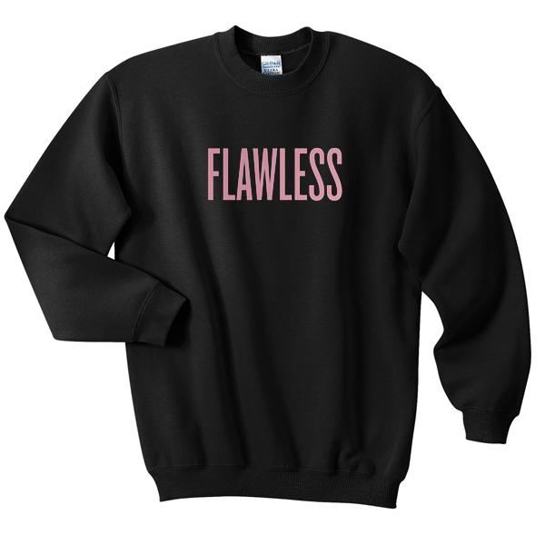 beyonce flawless Unisex Sweatshirts