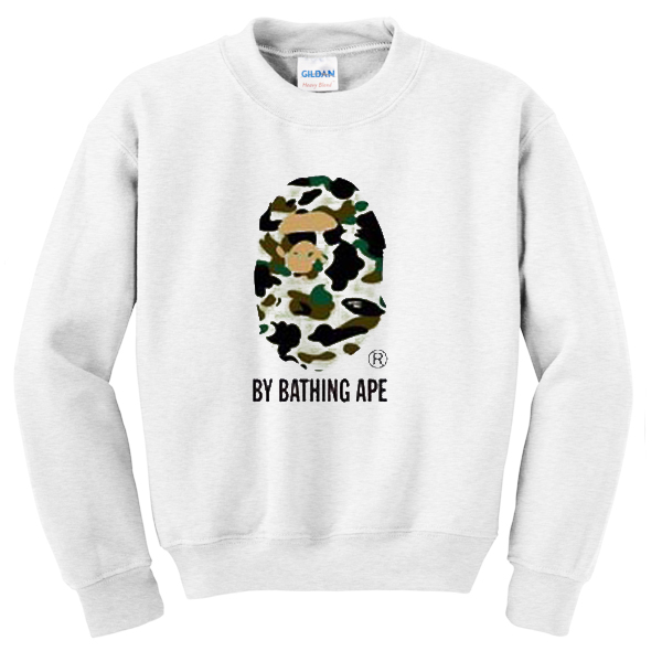 by bathing ape Unisex Sweatshirts