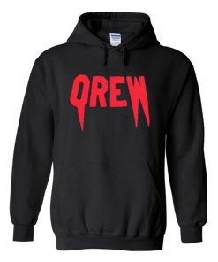 Qrew Black hoodies