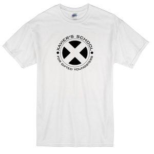 xavier school t-shirt