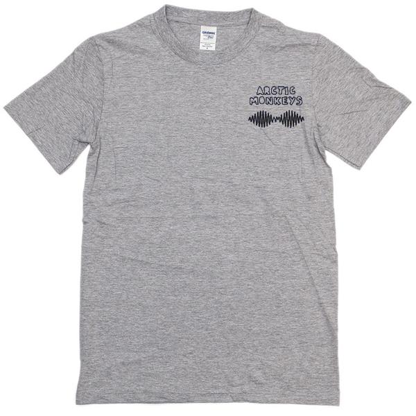 31185cfc573 arctic monkeys grey pocket t-shirt - Basic tees shop