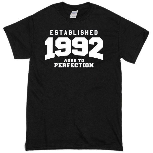 1992 t-shirt