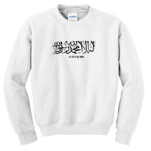 Arabic words Sweatshirt