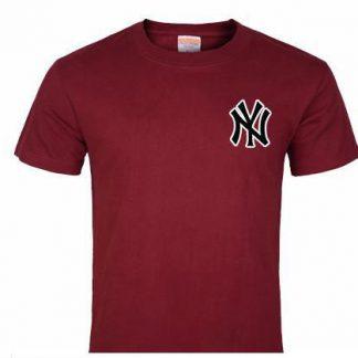 yankees logo t-shirt