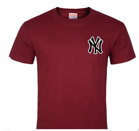 yankees logo t-shirt