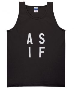 As If Tanktop