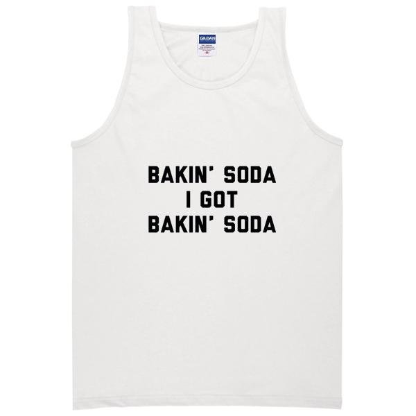 Bakin Soda tanktop