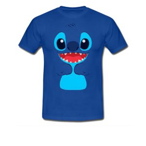 Stitch blue T-shirt