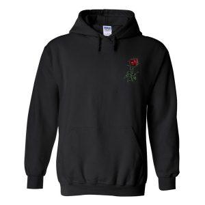 Pocket Roses Hoodie