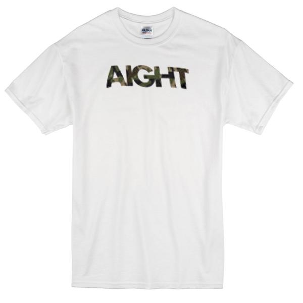 AIGHT camo T-shirt
