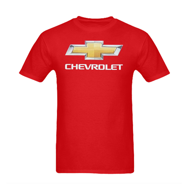 Chevrolet logo T-shirt