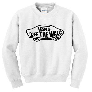 Vans Off The Wall Sweatshirt