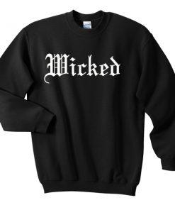 Wicked Roadtrip Sweatshirt