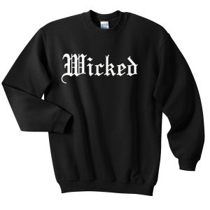 Wicked Roadtrip Sweatshirt