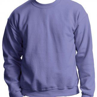Blank Violet Sweatshirt