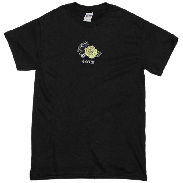 Aesthetic Flower T-shirt