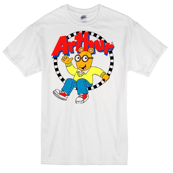 Arthur Cartoon Character T-shirt