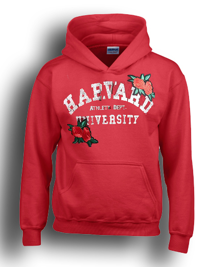 Harvard Red Sweatshirt