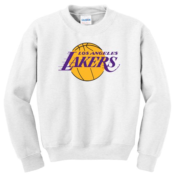 c52fbaea3 Los Angeles Lakers Sweatshirt - Basic tees shop