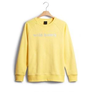 Wild Honey Yellow Sweatshirt