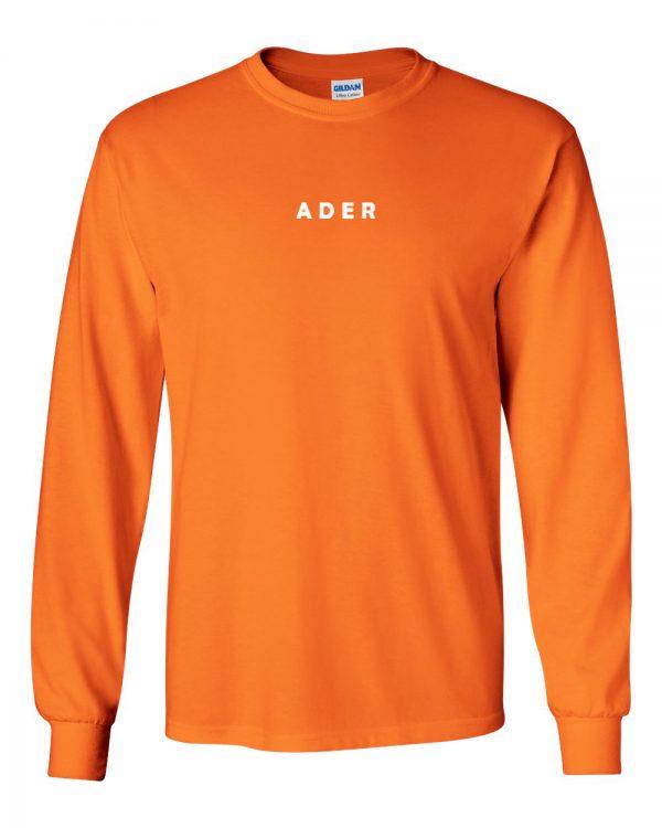 ADER Orange Sweatshirt