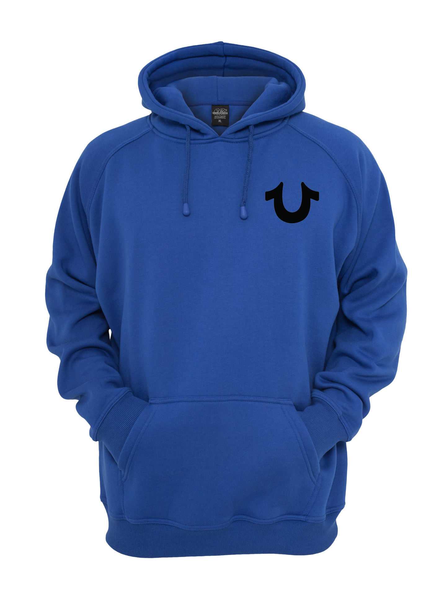 Blue True Religion Hoodie
