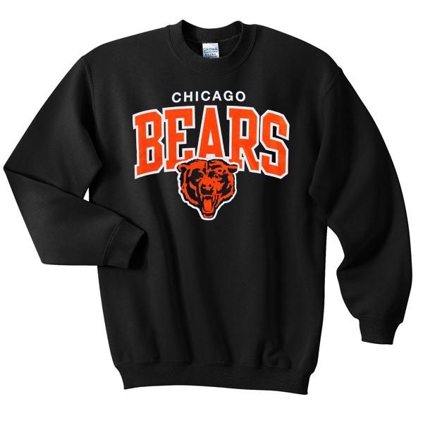 Chicago Bears Sweatshirt Basic tees shop